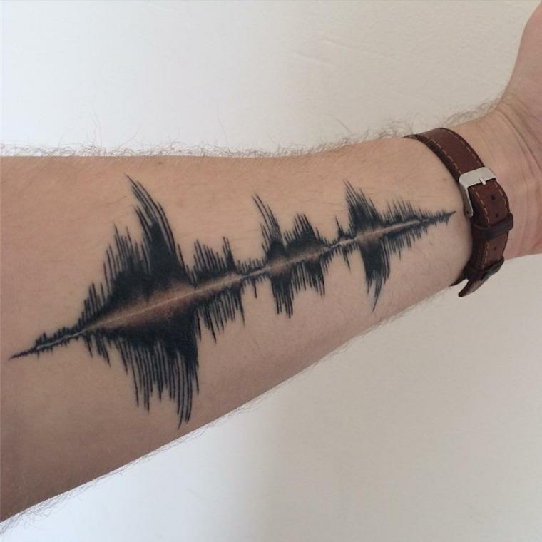 tatuajes-geometricos-latido-corazon-opciones