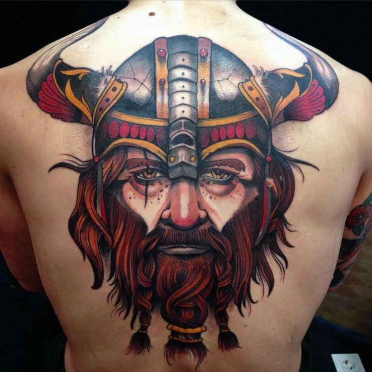 Tatuajes Originales Diseno Neo Tradicional Con Detalles Modernos