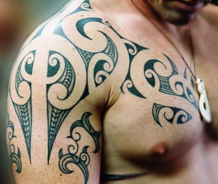 diseños de tatus tribales