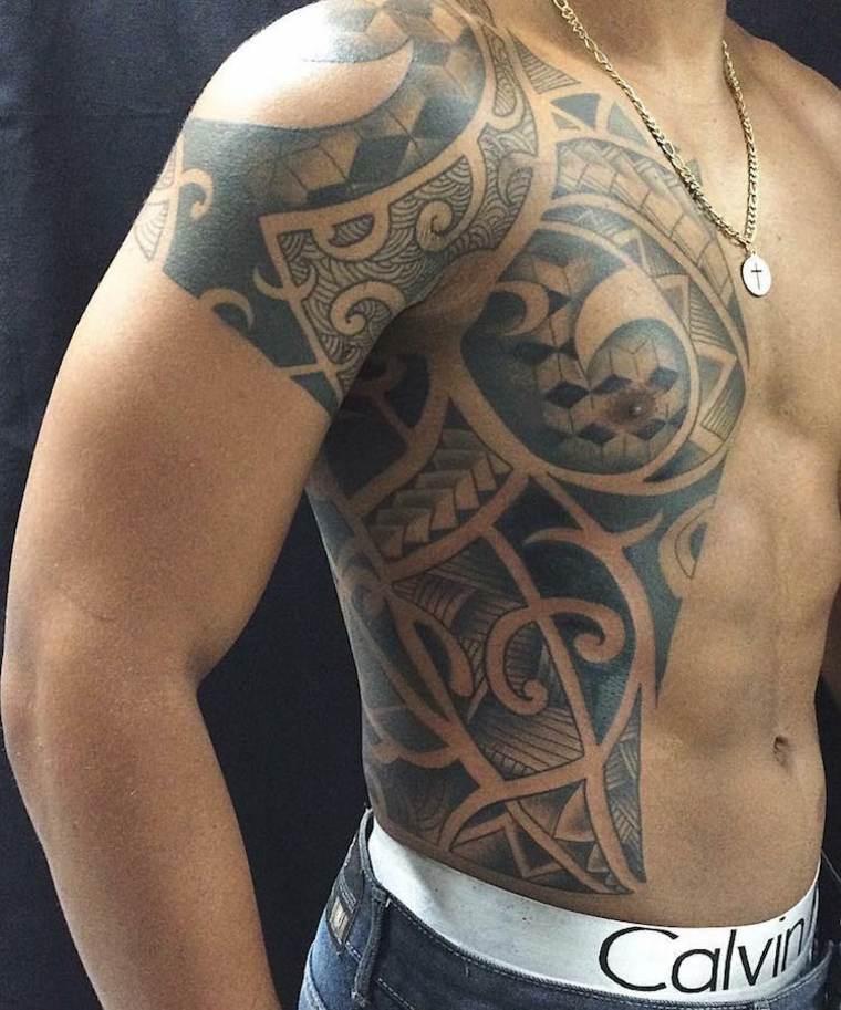 tatus tribales para hombre