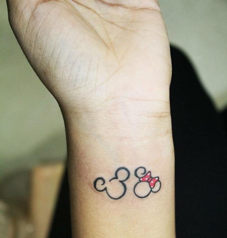 tatuajes pequeños ideas soluciones animadas