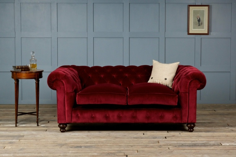 terciopelo-rojo-sofa-Chesterfield-Authentic-Furniture