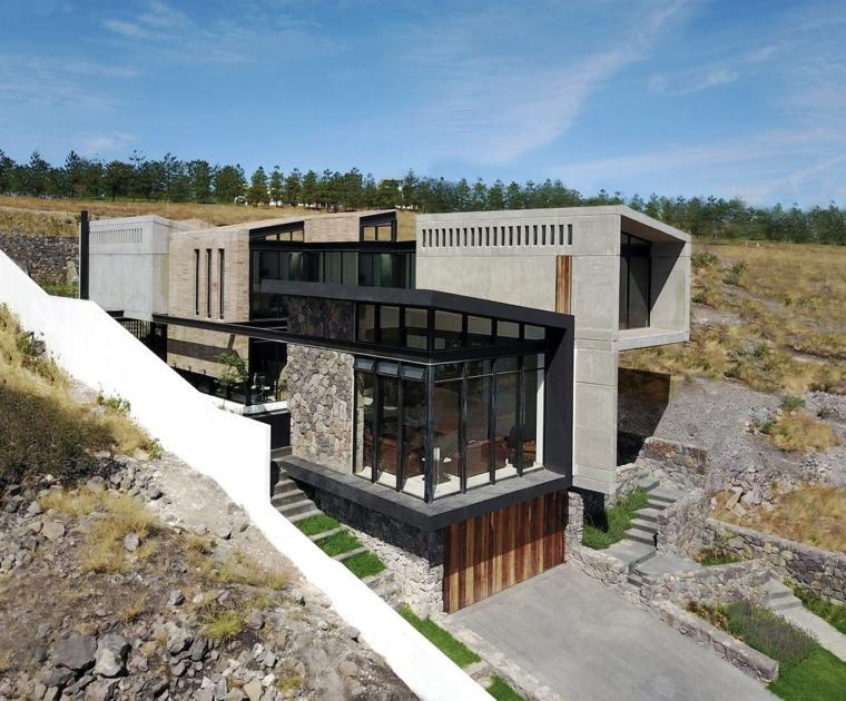 La casa AB diseñada por E|ARQUITECTOS