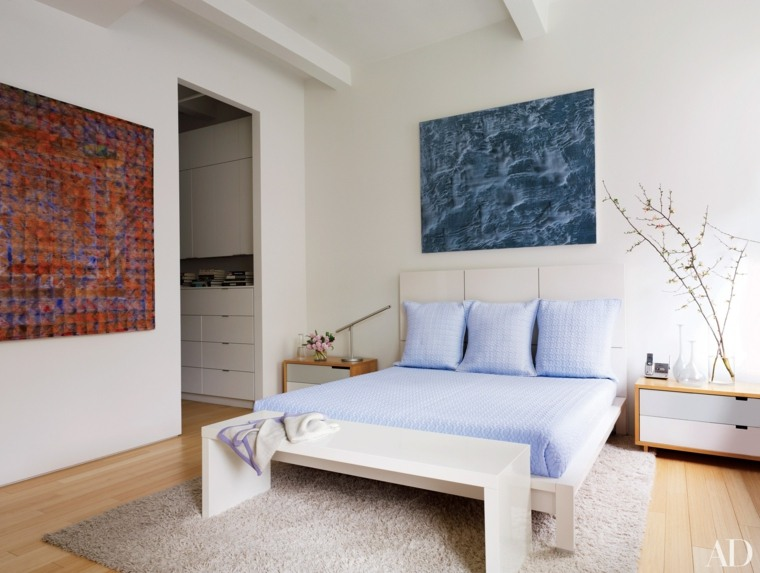 decoración de habitación moderna