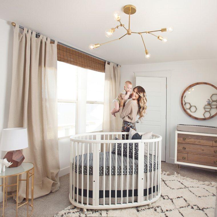 decoración de dormitorios de bebé