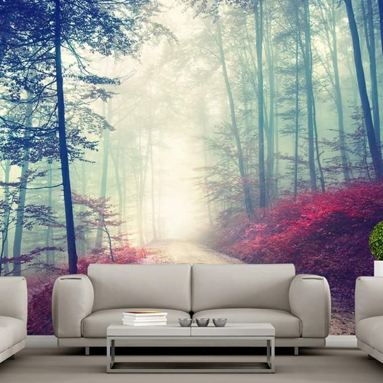 papel de pared con paisajes