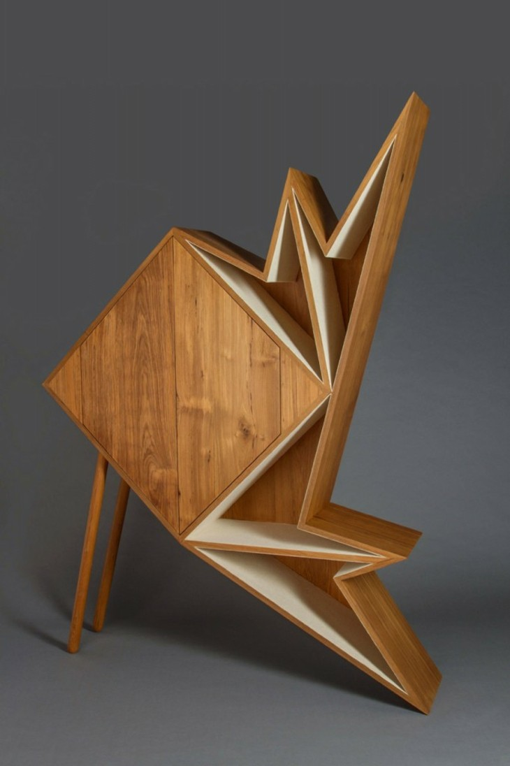 acabados madera especiales estantes