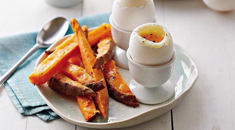 alimentación complementaria-bebes-comidas-huevos
