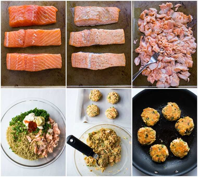 alimentacion-complementaria-bebes-comidas-salmon-quinoa