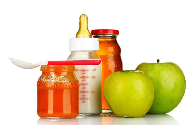 alimentación complementaria-bebes-comidas