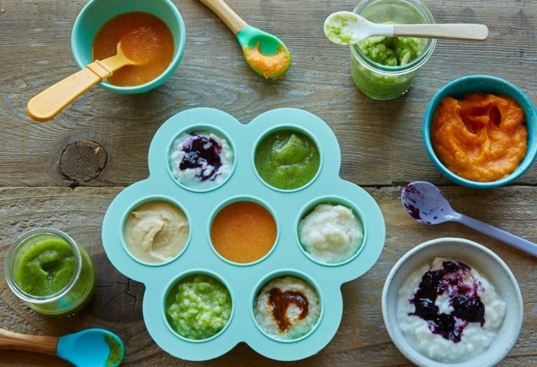 alimentacion-complementaria-bebes-opciones-pures