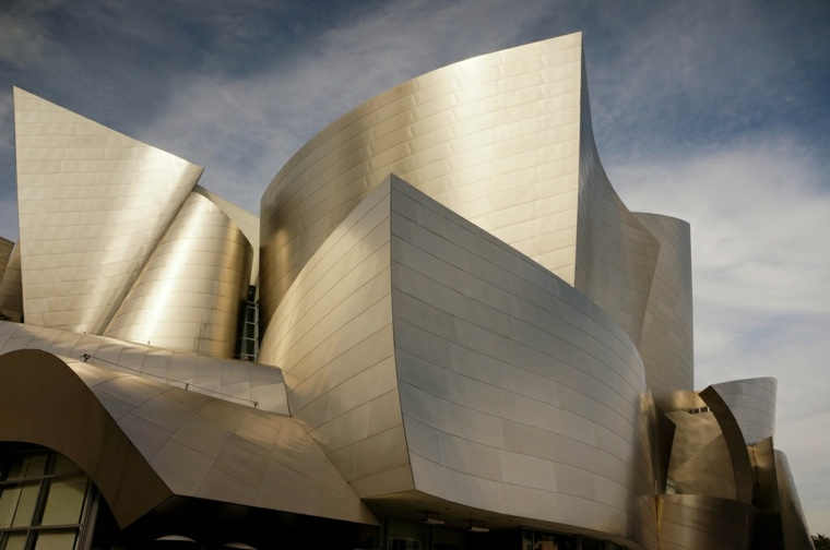 edificio Walt Disney Concert Hall