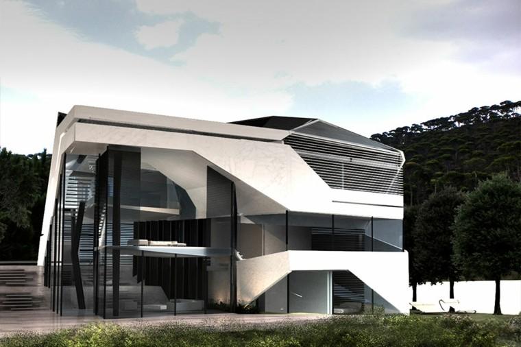 arquitectura soluciones deconstructivistas ideas
