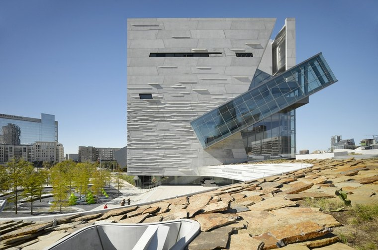 arquitectura soluciones diseño deconstructivista