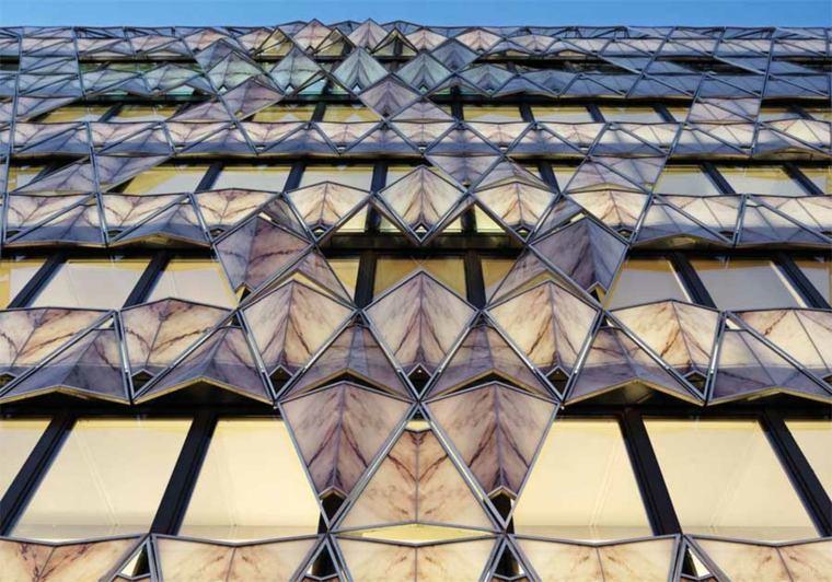 diseño de Manuelle Gautrand Architecture