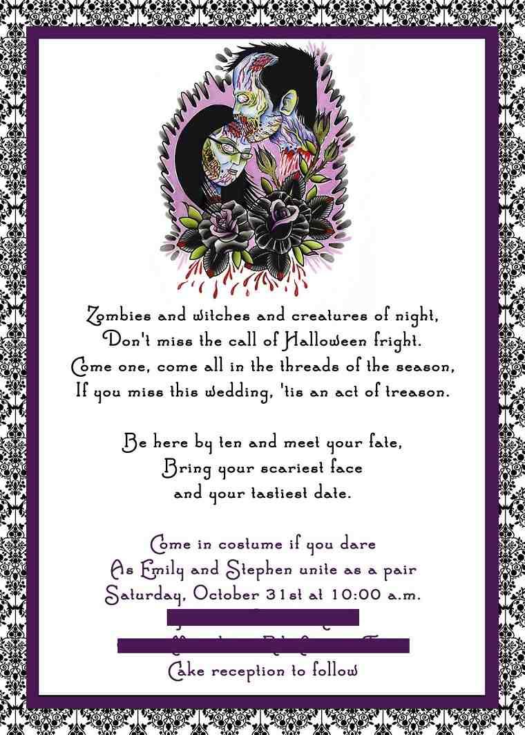 bodas temáticas-halloween-disenos-invitaciones