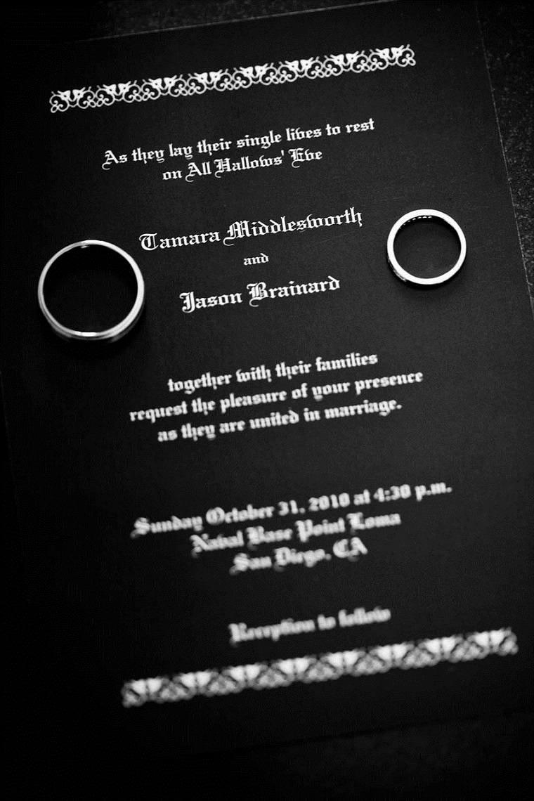 bodas temáticas halloween-opciones-invitaciones
