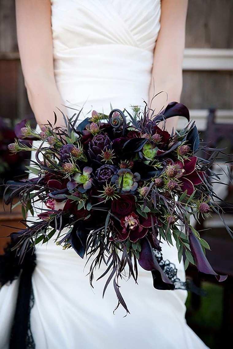 bodas-tematicas-halloween-ramo-diseno-flores