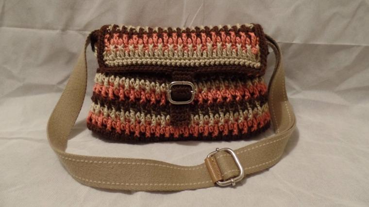 estupendos diseños de bolsos de trapillo