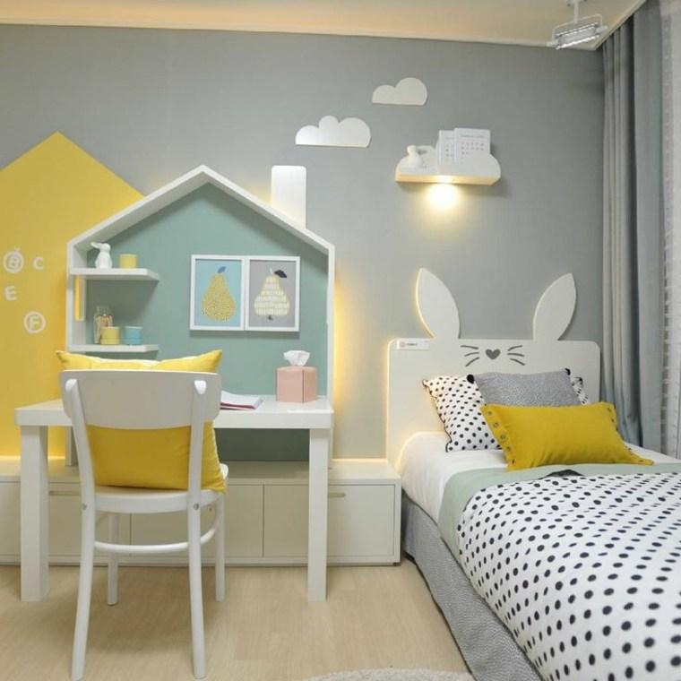 dsieños de dormitorios para niños