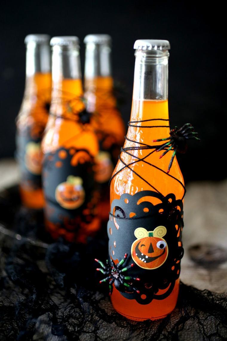 ideas para decorar las bebidas