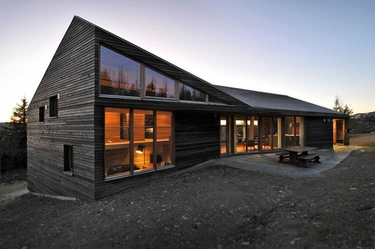 cabañas de madera modernas especiales