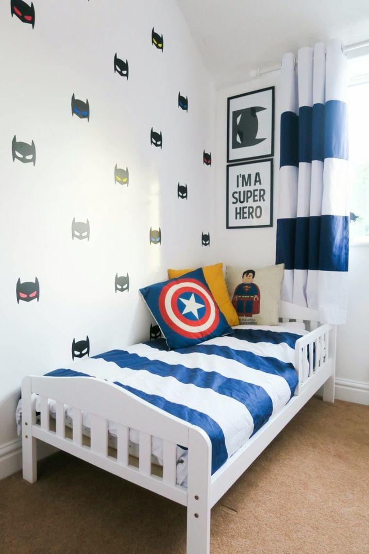 ideas para dormitorios para niños