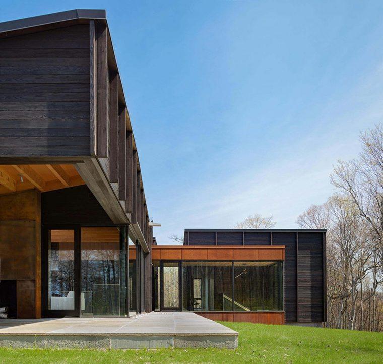 casas modernas ideas jardines minimalistas