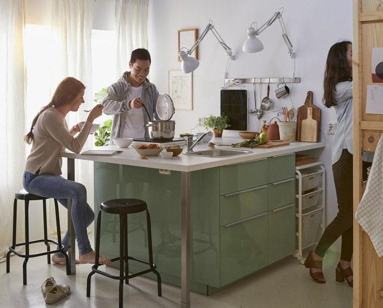 catalogo-de-ikea-2018-ideas-cocinas-islas