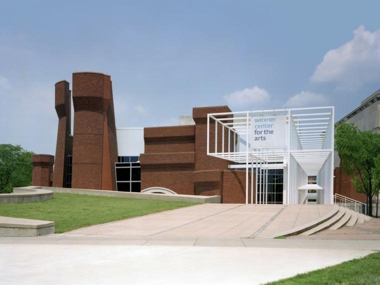 centro artes wexner deconstructivismo