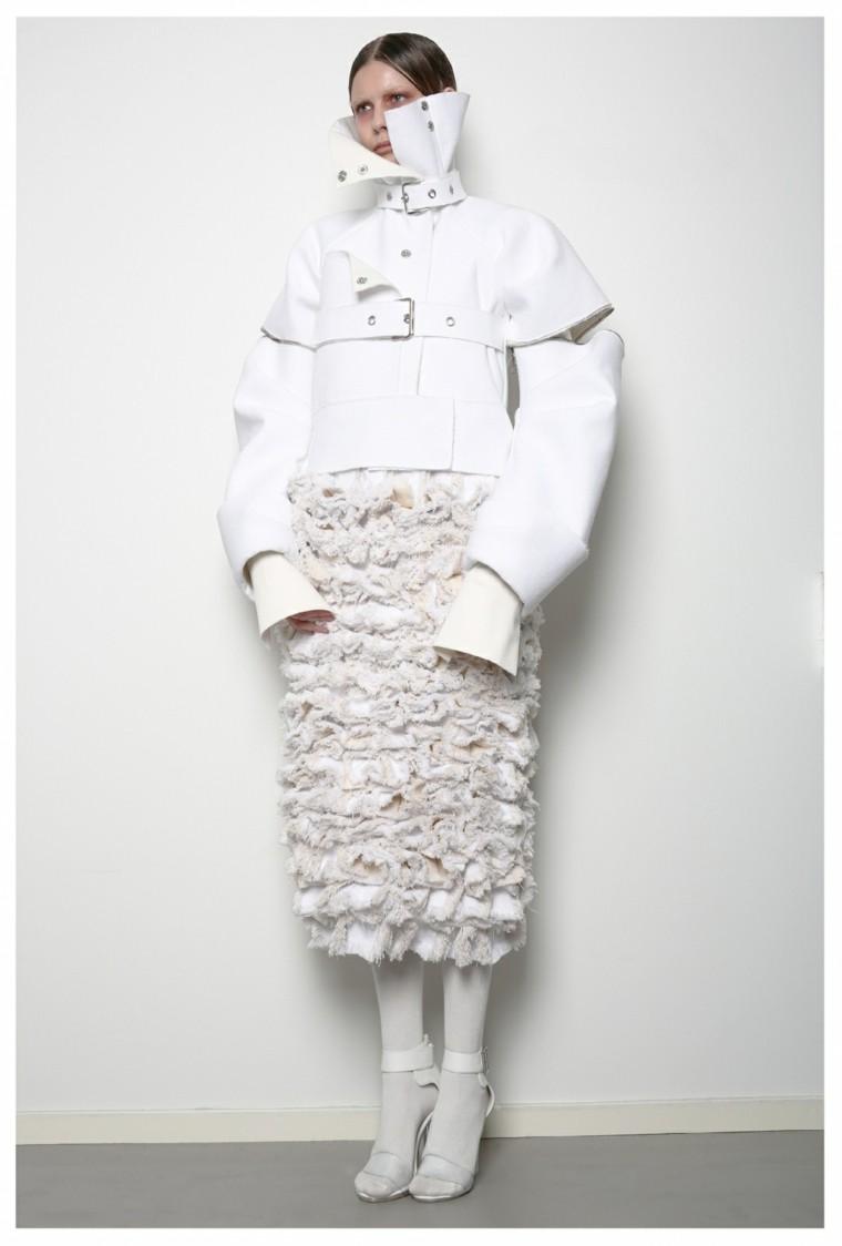 combinacion piezas blancas elegantes