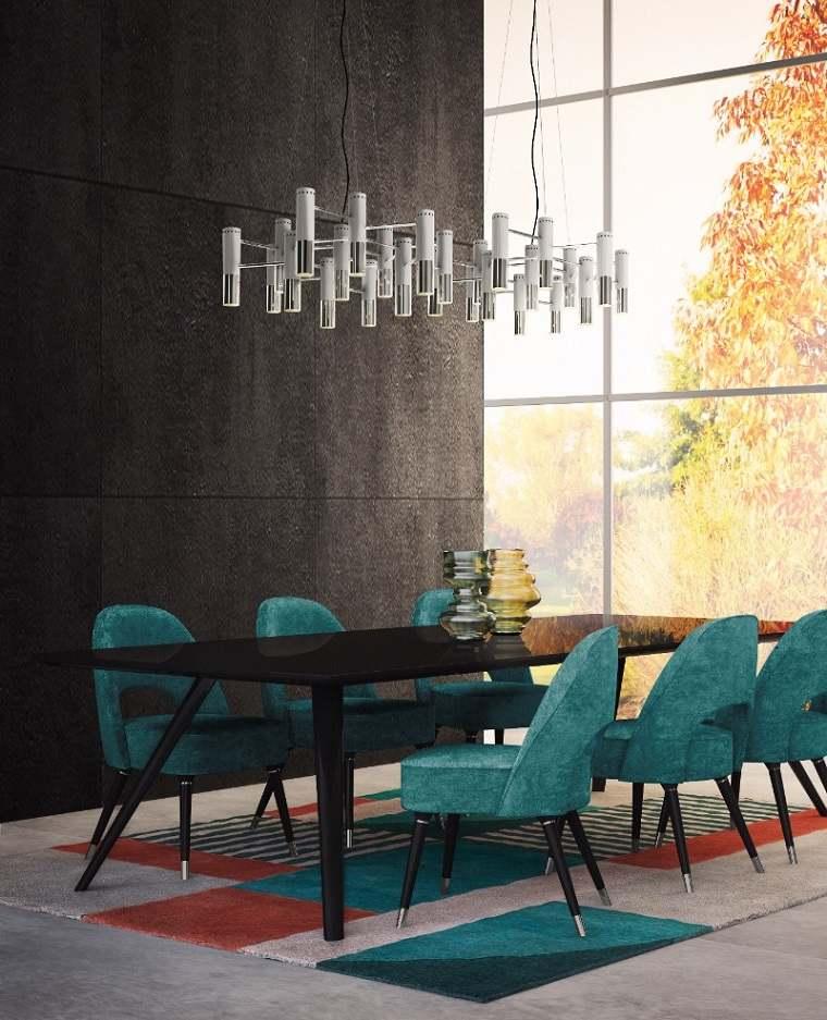 muebles de comedor modernos las tendencias para el 2018 On comedor 2018