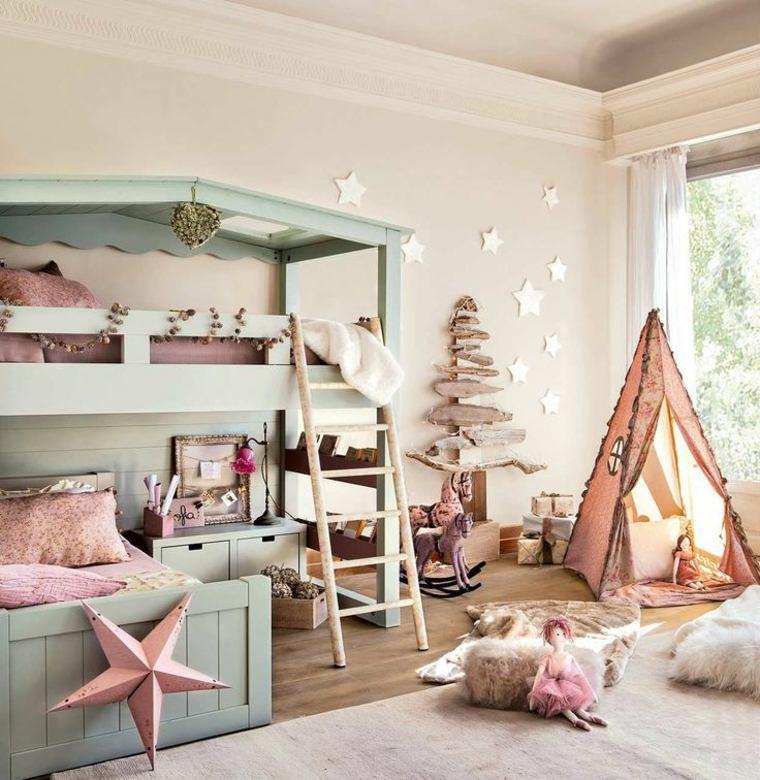 bonitas habitaciones infantiles