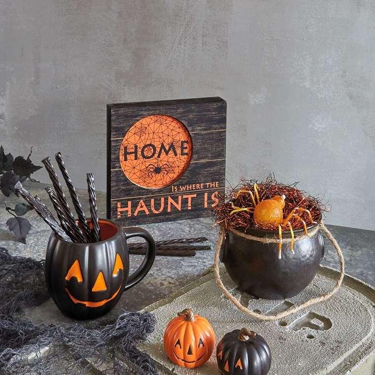 decorar-mesa-halloween-estilo-moderno-disenos