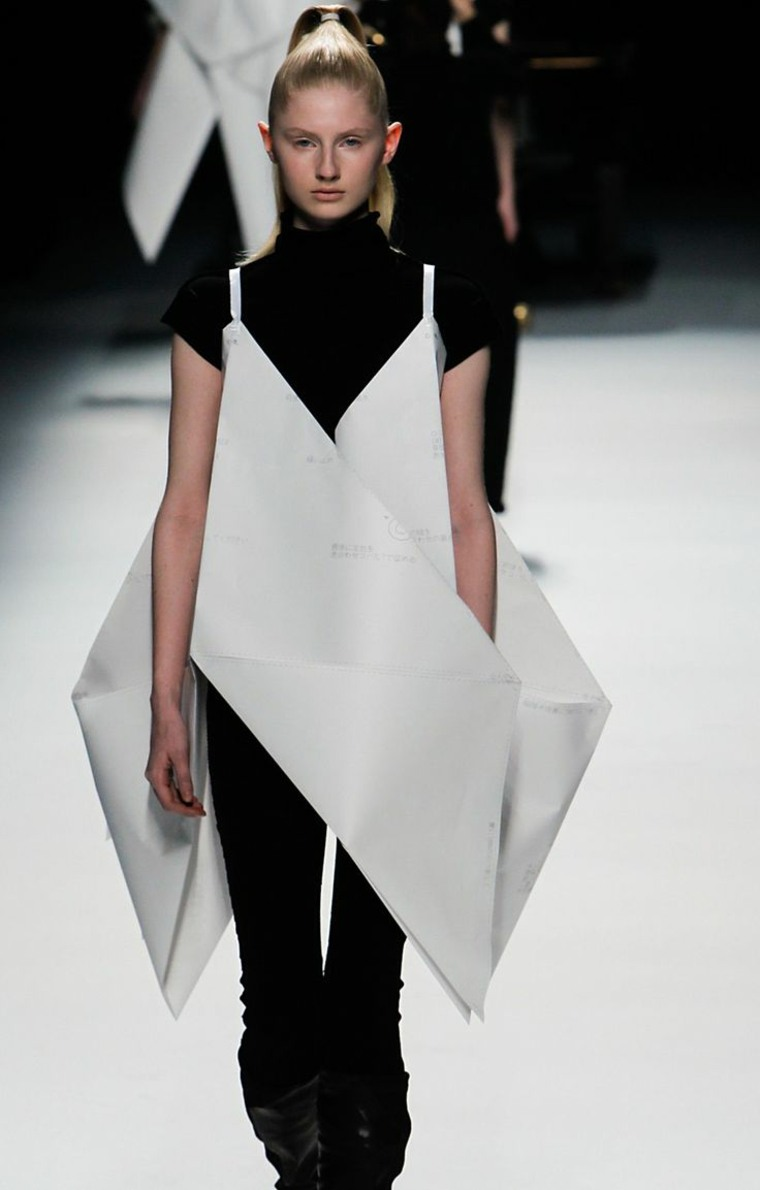 diseño de moda-estilo-geometrico-estilo-origami