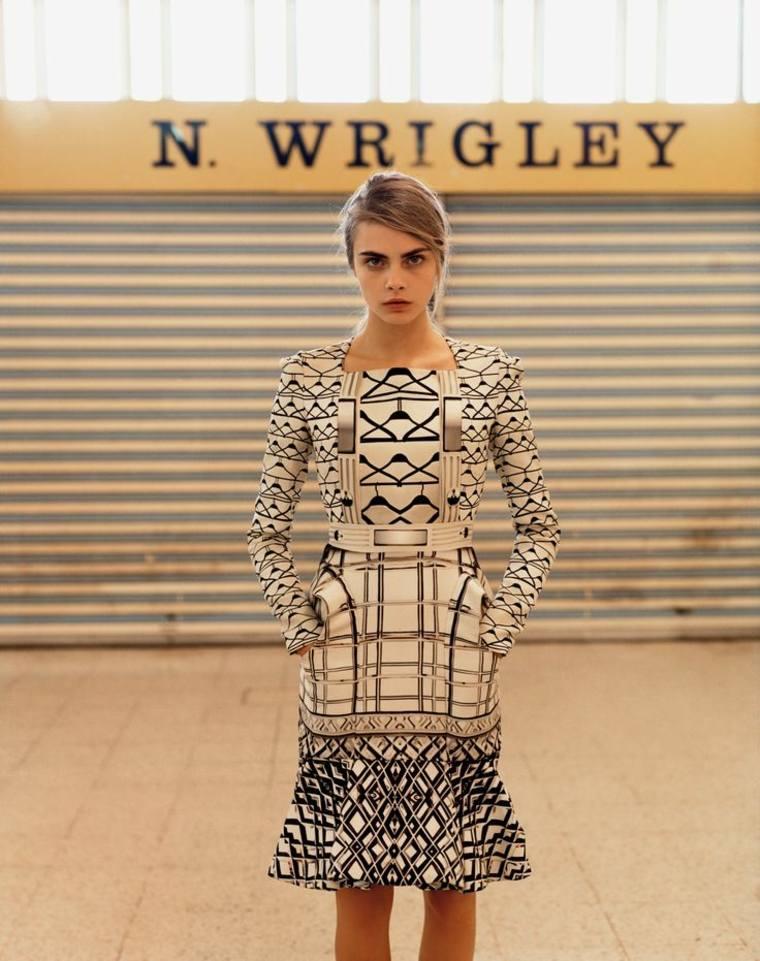 diseño de moda-estilo-geometrico-ropa-ideas