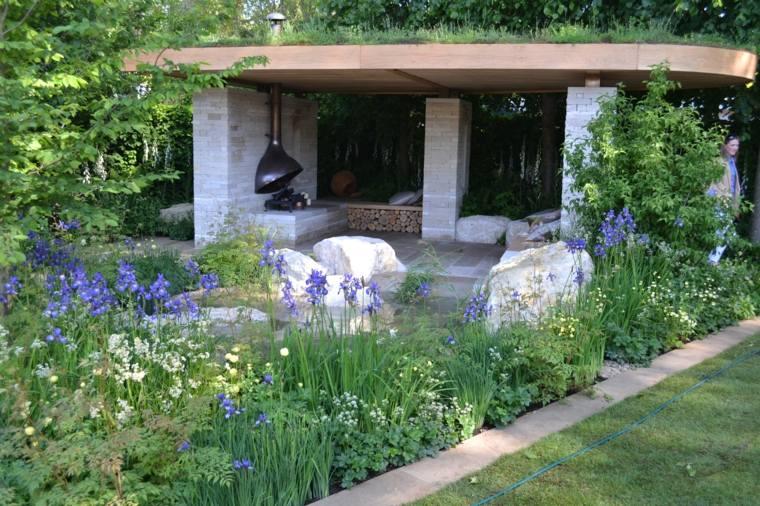 diseno-jardin-plantas-opciones-modernas