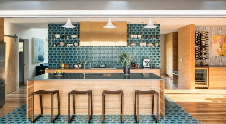 disenos-de-cocinas-estilo-contemporaneo-losas'verdes