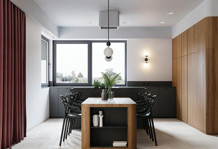 disenos-de-cocinas-estilo-contemporaneo-opciones-modernas