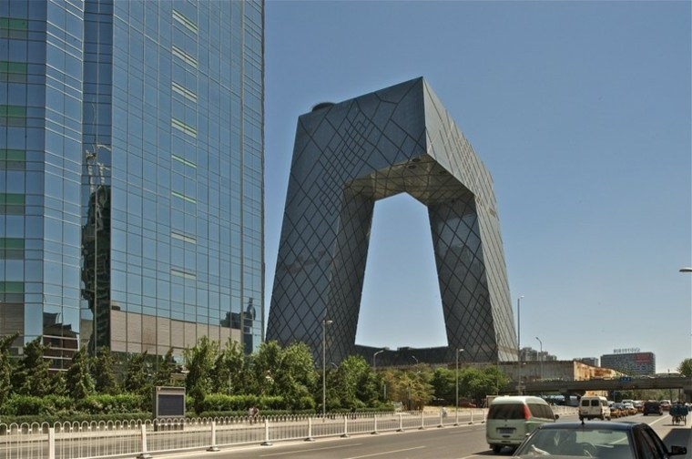 estupendo dsieño de arquitectura deconstructivista