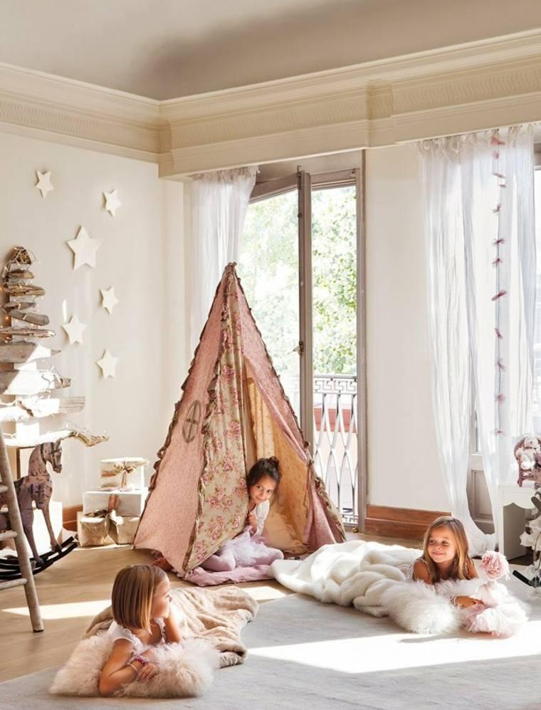 diseños de habitaciones infantiles