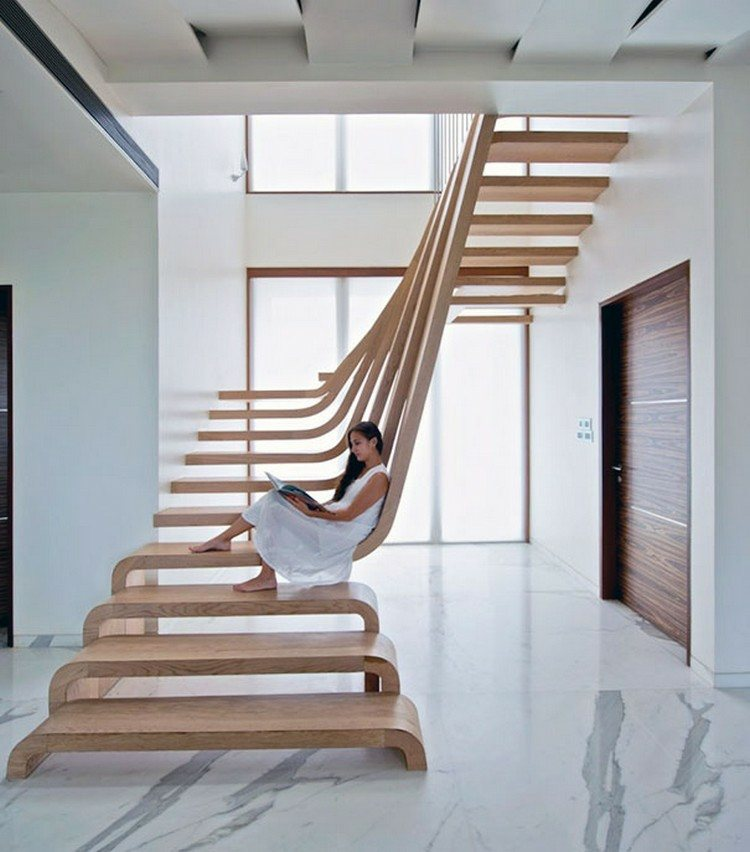 escaleras de interior ideas solucines increibles
