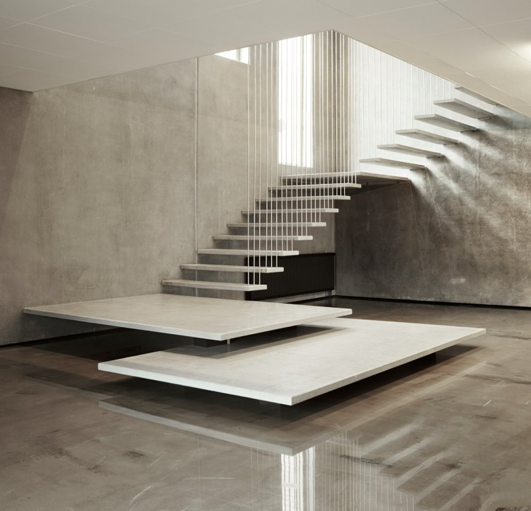 Escaleras de interior ideas inspiradoras para ambientes for Ideas de escaleras