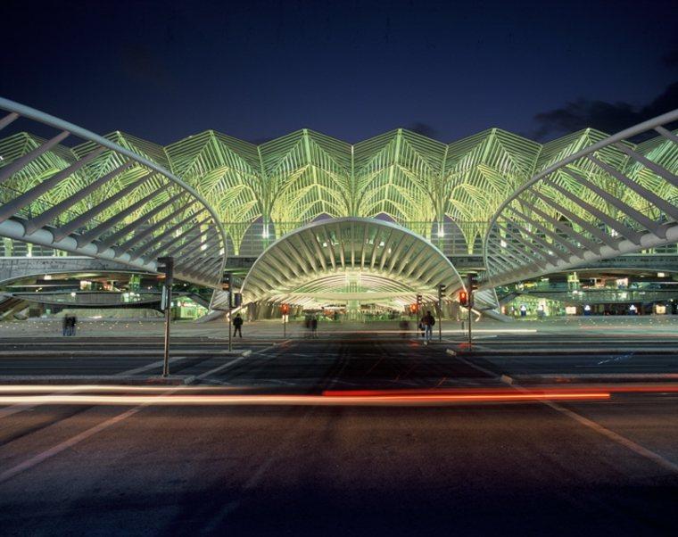 La Estación de Oriente de Lisboa