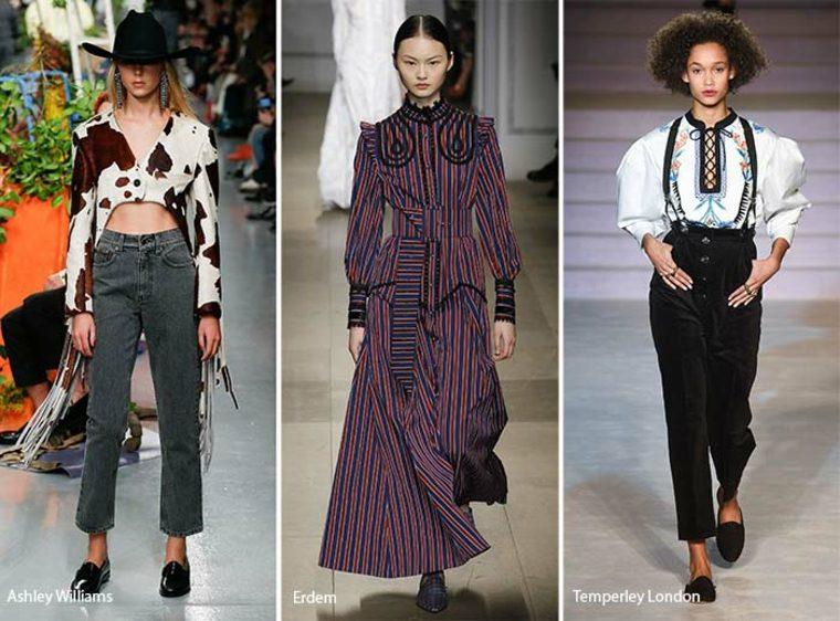 moda para otoño 2017