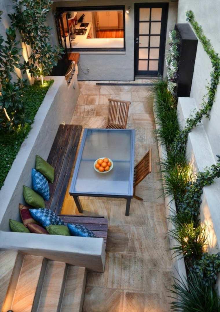 originales diseños de terrazas modernas