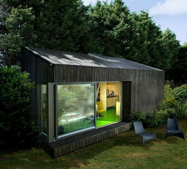 ideas de salón de jardín