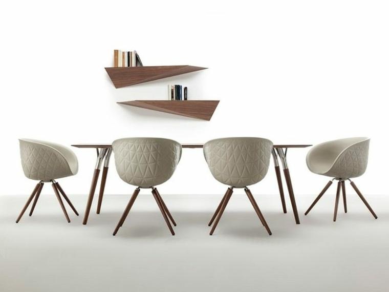 interior estilo deconstructivista