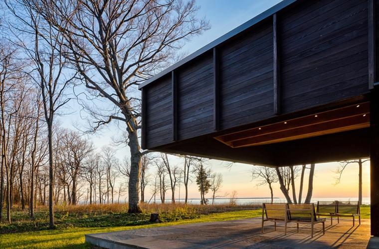 extension techo para terraza amplia