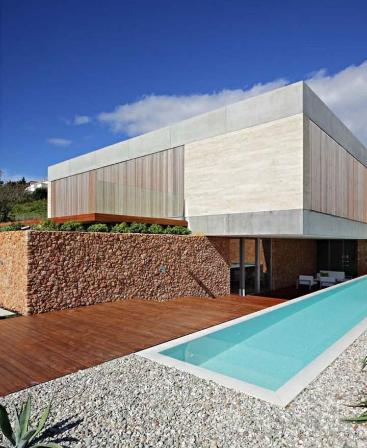 exteriores minimalistas simples especiales